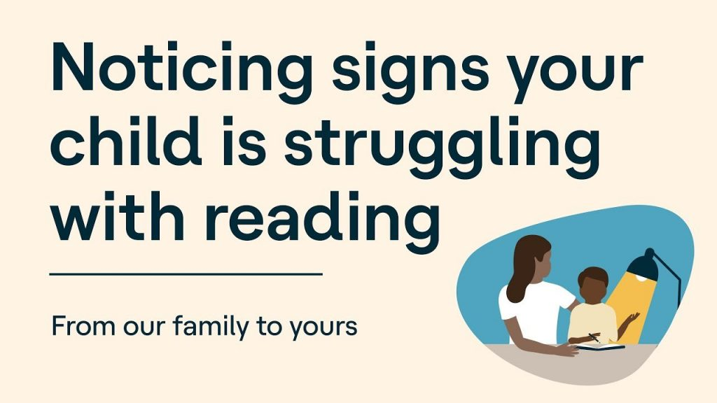 Noticing Signs Your Child Is Struggling With Reading [Video]