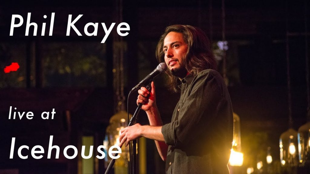 Phil Kaye – Live at Icehouse (Video)
